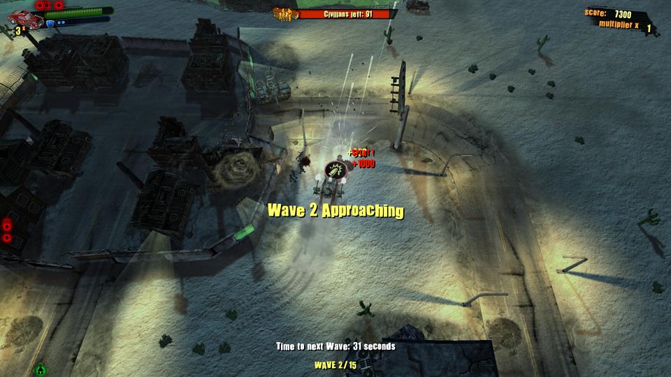 حصريا لعبة الاكشن والمغامرات والسرعة Wasteland Angel 20